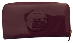 Tory Burch Tory Burch Stacked Patent Zip Continental