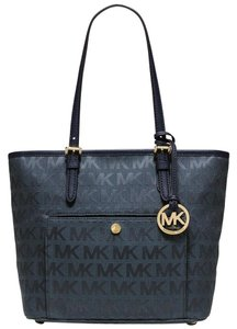 Michael Kors Jetset Tote in Navy