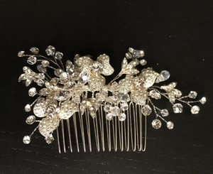 Bridal Crystal Hair Comb