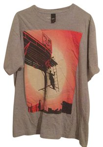 OBEY T Shirt Gray