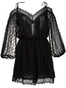 ZIMMERMANN Semi-sheer Sheer Polka Dot Dress