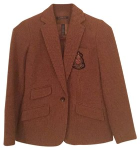Ralph Lauren Brown Blazer