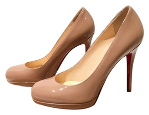 Christian Louboutin Size 37 New Simple Nude New Simple Beige New Simple Nude Beige Pumps
