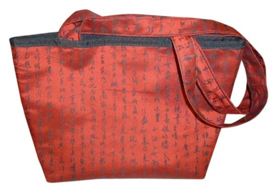 Preload https://item4.tradesy.com/images/san-francisco-asian-lettering-small-red-and-black-tote-2021343-0-0.jpg?width=440&height=440