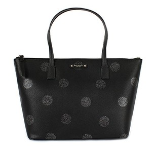 Kate Spade Small Tote in black