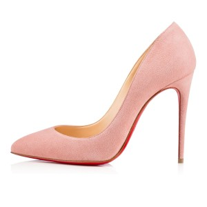 Christian Louboutin Pink Rose Pumps