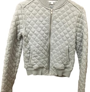 Gap quilted grey jacket Jacket
