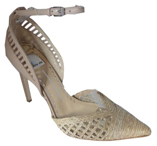 Preload https://item5.tradesy.com/images/dolce-vita-leather-pump-taupe-jute-pumps-2021359-0-0.jpg?width=440&height=440