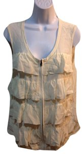 Kenneth Cole Top creme