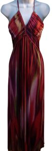 multi Maxi Dress by barbarella