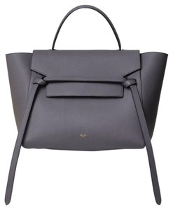 Cline Celine Satchel in grey