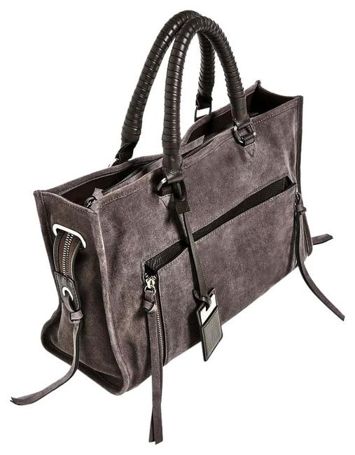 Item - New with Tags Leather City Ref. 8053/104 Grey Satchel
