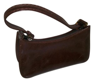 Cole Haan Purse Leather Satchel in brown