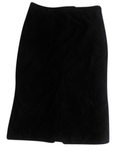 Max Studio Skirt Jet black