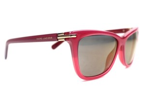 Marc Jacobs Red Mirrored Sunglasses