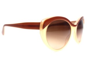 David Yurman Cat Eye Two Tone Sunglasses DY079A