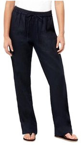 Ellen Tracy Baggy Pants Blue