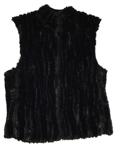 Faux Fur Vest Fur Vest Sweater