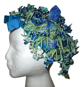 Other Vintage flower hat