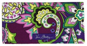 Vera Bradley Checkbook Cover in Heather