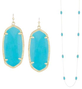 Kendra Scott Kellie Necklace Danielle Earrings