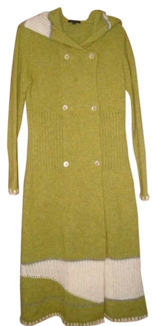 Diktons Spain Womens Small Lightweight Sweater Spring Knit Womens Long Sweatercoat Coat