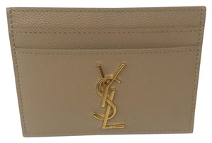 Saint Laurent Nude YSL Card Colder