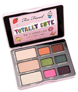 Too Faced Too Faced Totally Cute Palette W/ Exclusive TF Stickers