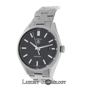 TAG Heuer Authentic Men Tag Heuer Carrera WV211B-3 Stainless Steel Date