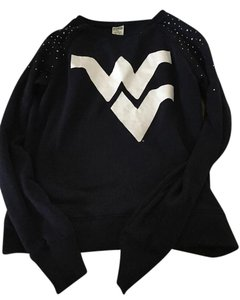 Victoria's Secret #wvu #victoriassecret #sweatshirt #mountaineers #west Virginia Sweatshirt