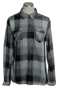 Arizona Button Down Shirt Gray