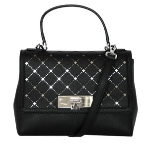 Michael Kors Jamey BLACK Messenger Bag