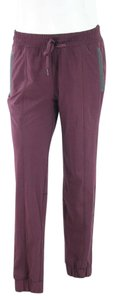 Lululemon Track to Reality Pant in Bordeaux NWOT