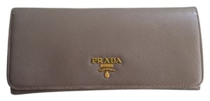 prada clutch wallet