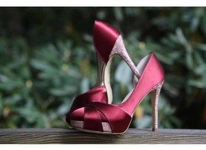 Rainbow Club Rainbow Heels Wedding Shoes