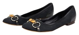 Gucci 12679 Black Flats