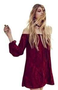 For Love & Lemons Bohemian Lace Dress