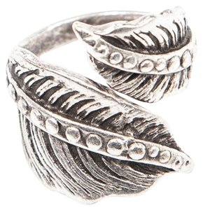 Southern Girl Fashion SOUTHERN GIRL FASHION Native Ring Turkish Silver Adjustable Boho OS
