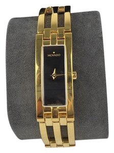 Movado Movado Gold Esperenza Watch