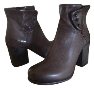 2566c3c3bfe A.S. 98 Grey Stone Leather Ankle Moto Dk Grey Stone Boots