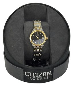 Citizen Citizen NWT Two Tone Small Watch