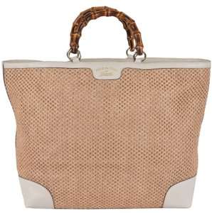 Gucci Shopper Tote in Natural