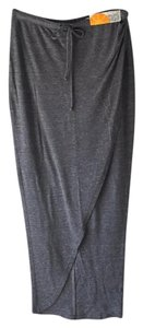 C&C California Maxi Skirt Gray