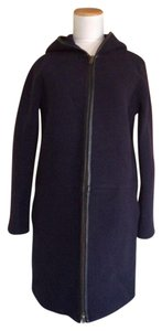 J.Crew Winter Zipper Pea Coat
