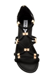 Steve Madden black-Multi Sandals