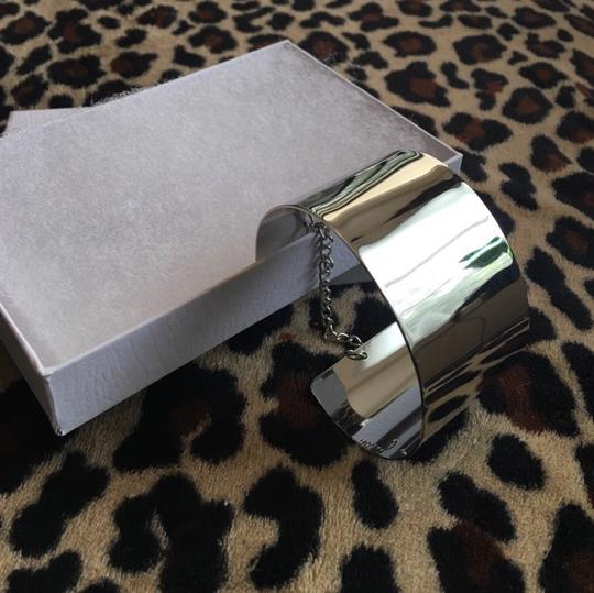 Other Silver Metal Cuff Bracelet Image 1