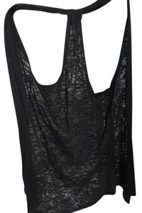 Maurices Top Black sheer