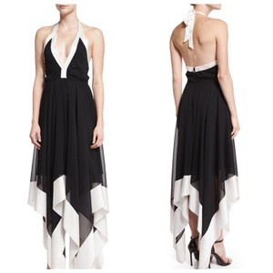Black/White Maxi Dress by Alice + Olivia