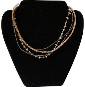 Aera Cute 4 Strand Necklace