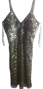 Night Out Sequin Beaded Dress